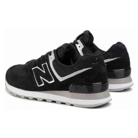 New Balance Sneakersy WL574EZ Czarny
