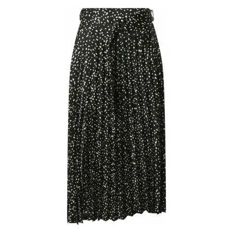 AX Paris Spódnica czarny / biały
