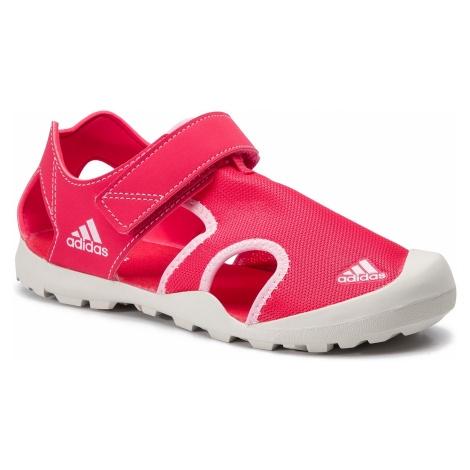 Sandały adidas - Captain Toey K BC0702 Actpnk/Trupnk/Rawwht