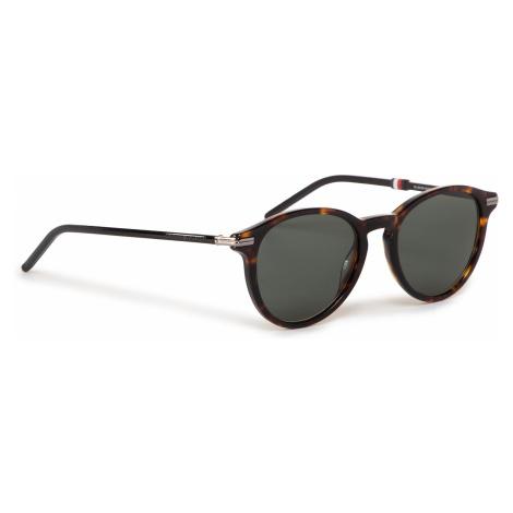Okulary przeciwsłoneczne TOMMY HILFIGER - 1673/S Hvn Brwnblck