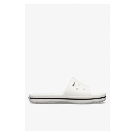 Klapki Crocs Crocband Iii Slide 205733 White/black