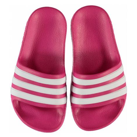 Dziewczęce klapki i japonki Adidas