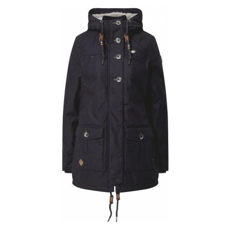 Ragwear Płaszcz zimowy 'Jane' granatowy