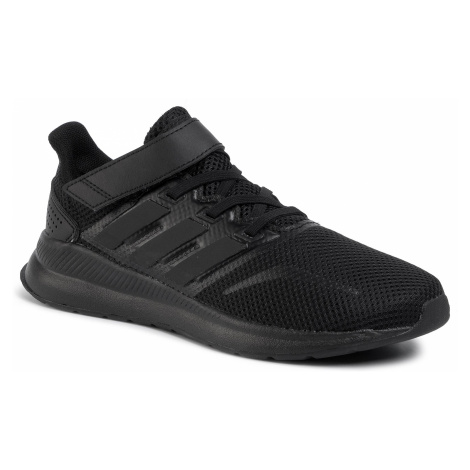 Buty adidas - Runfalcon C EG1584 Cblack/Cblack/Cblack