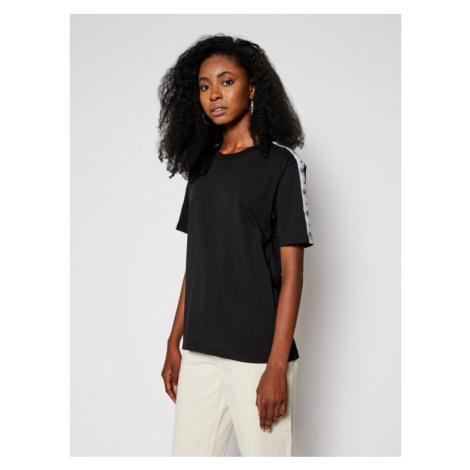 Chiara Ferragni T-Shirt CFT107 Czarny Regular Fit