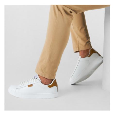 Trussardi Jeans Sneakersy 77A00270 Biały