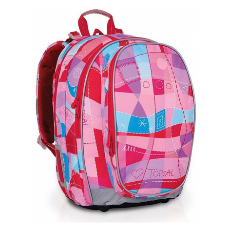 plecak Topgal CHI 703 - H/Pink