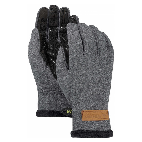 rękawice Burton Sapphire Glove - True Black Heather