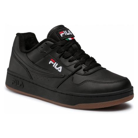 Sneakersy FILA - Arcade Low 1010583.15W Black/Gum
