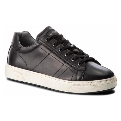 Sneakersy NERO GIARDINI - A800600U Golf Nero 100
