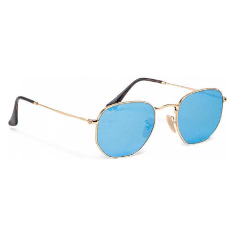 Ray-Ban Okulary przeciwsłoneczne 0RB3548N 001/9O Złoty