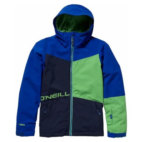 O'NEILL Kurtka sportowa 'Statement' niebieski / niebieska noc / zielony