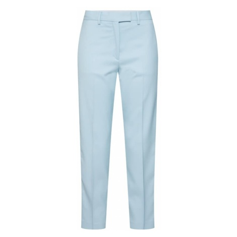 Calvin Klein Spodnie 'STP DETAIL PASTEL CIGARETTE PANT' niebieski