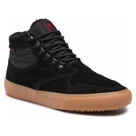 Sneakersy ELEMENT - Topaz C3 Mid U6TM31-01A-4298 Black Gum