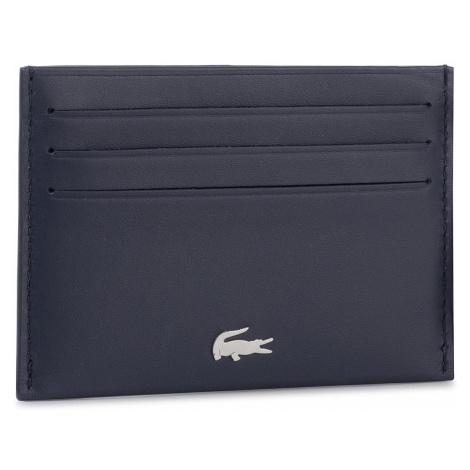 Etui na karty kredytowe LACOSTE - Credit Card Holder NH1346FG Peacoat 021