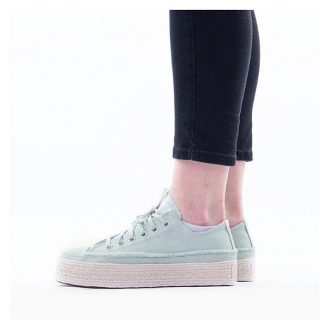 Buty damskie sneakersy Converse Chuck Taylor As Espadrille 567907C