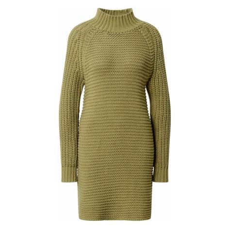 MOSS COPENHAGEN Sweter 'ARIELLA' khaki
