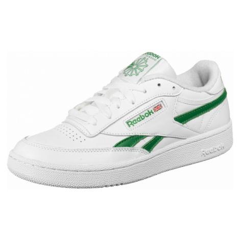 Reebok Classic Trampki niskie biały / zielony