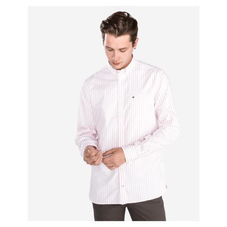 Tommy Hilfiger Koszula Różowy Biały