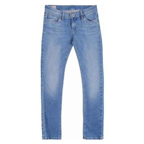 Pepe Jeans Jeansy 'PIXLETTE' niebieski denim