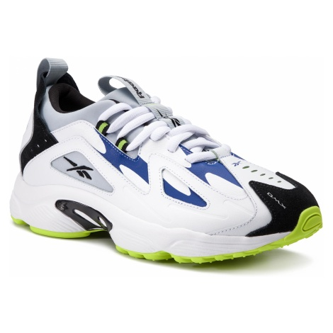 Buty Reebok - Dmx Series 1200 Lt DV7537 White/Cloud Gry/Blue/Lime
