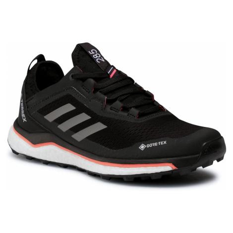 Buty adidas - Terrex Agravic Flow Gtx GORE-TEX W FV2481 Core Black/Grey Four/Signal Pink