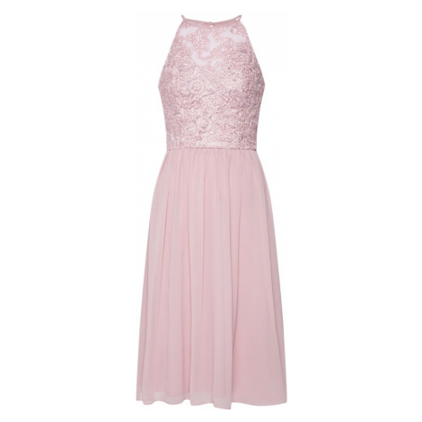 Chi Chi London Sukienka koktajlowa 'Chi Chi Karolin' różowy pudrowy