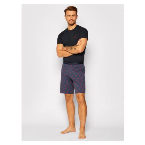 Emporio Armani Underwear Piżama 111360 0A567 69735 Kolorowy