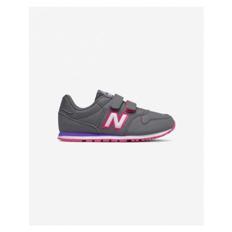 New Balance 500 Tenisówki dziecięce Szary