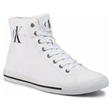 Sneakersy CALVIN KLEIN JEANS - Augusto B4S0671 White