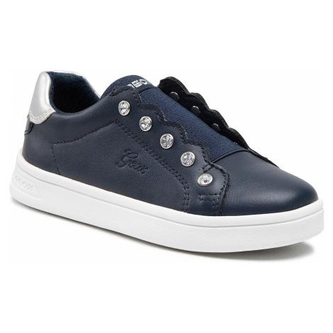 Sneakersy GEOX - J Djrock G. A J154MA 000BC C4002 S Navy