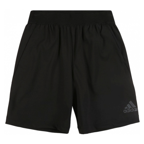 ADIDAS PERFORMANCE Spodnie sportowe czarny