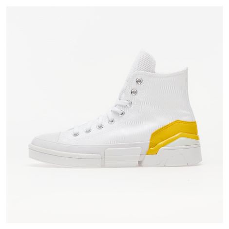 Converse CPX70 Hi White/ Speed Yellow/ Black
