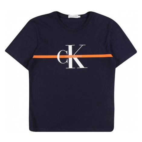 Calvin Klein Jeans Koszulka granatowy