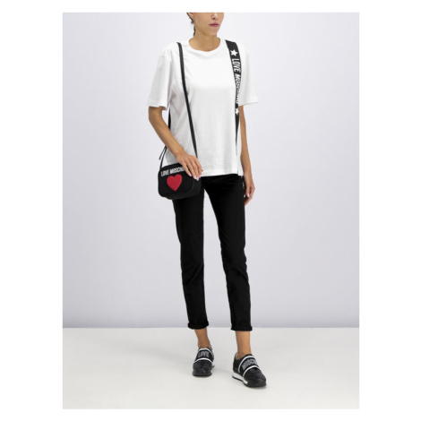 LOVE MOSCHINO T-Shirt W4F8723M 3517 Regular Fit
