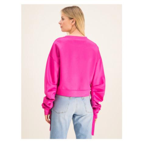 Patrizia Pepe Bluza 8M0930/A6E8-R667 Różowy Regular Fit