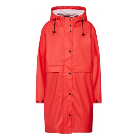 SAINT TROPEZ Płaszcz przejściowy czerwony
