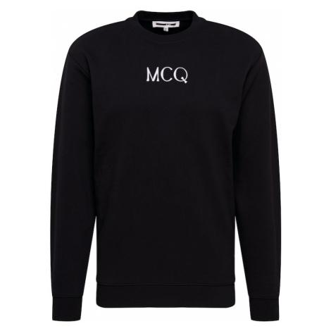 McQ Alexander McQueen Bluzka sportowa czarny