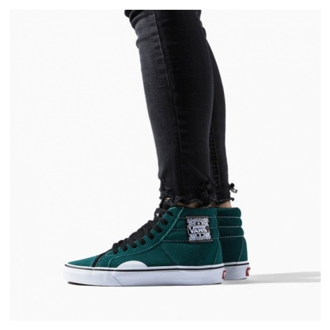 Buty damskie sneakersy Vans Style 238 California Nat VA3JFIVON