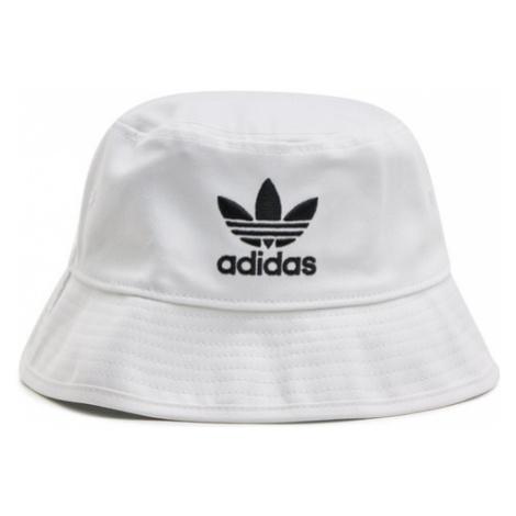 Adidas Kapelusz Trefoil Bucket Hat FQ4641 Biały