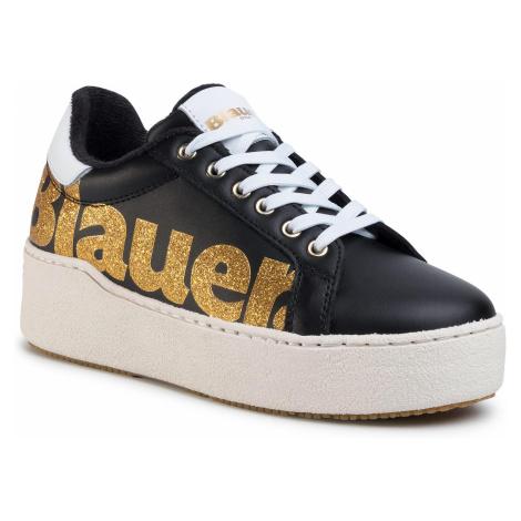 Sneakersy BLAUER - S0MADELINE03/LEG Black