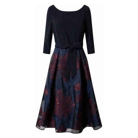 Vera Mont Suknia wieczorowa niebieski / czerwony