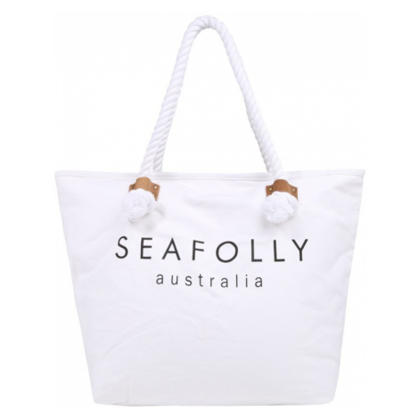 Seafolly Torba plażowa biały