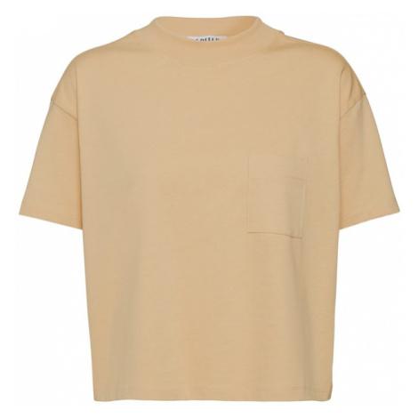 EDITED Koszulka 'Jackie' beżowy