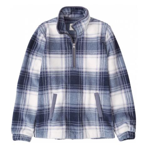 Abercrombie & Fitch Bluzka sportowa niebieski / granatowy / biały