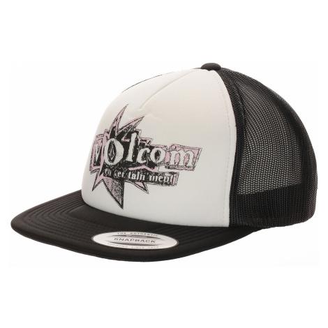 czapka z daszkiem Volcom Stonar Waves Snapback - White