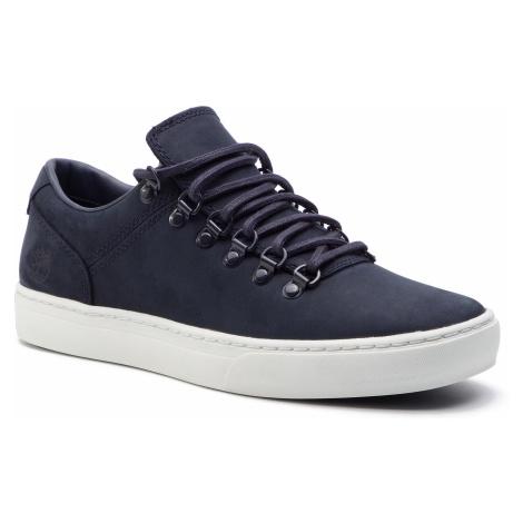 Sneakersy TIMBERLAND - Adv 2.0 Cupsole Alpine Ox TB0A1U634331 Navy Nubuck