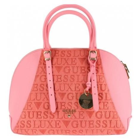 Guess torebka damska różowy