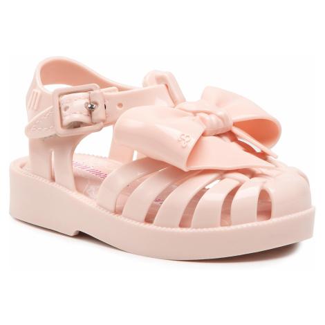Sandały MELISSA - Mini Melissa Possession + Barb 33341 Light Pink/Pink 52560