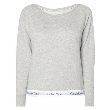Bluza o pudełkowym kroju z raglanowymi rękawami Calvin Klein